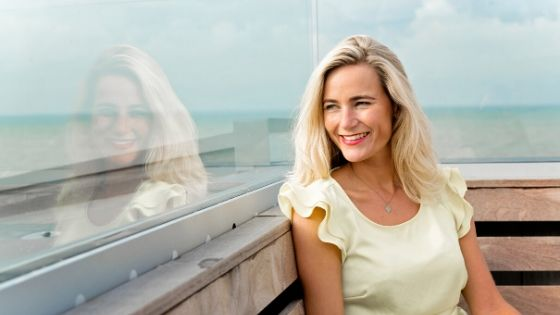Mieke Verhoef masterclass social selling